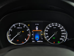 2015款2.4L DCT 尊耀版 仪表