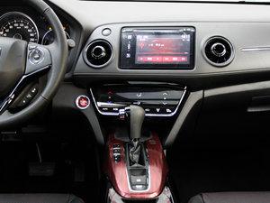 2015款本田 XR V1 .8L CVT 豪华版 炫金银 图高清图片