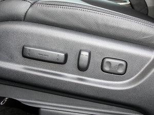 2015款2.4L 四驱尊贵版 座椅调节
