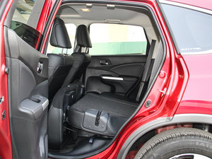 2015款2.4L 四驱尊贵版 后排座椅放倒