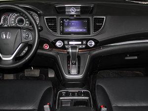 2015款2.4L 四驱尊贵版 中控台