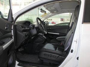 2015款2.4L 两驱豪华版 前排空间