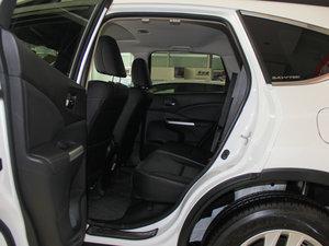 2015款2.4L 两驱豪华版 后排空间