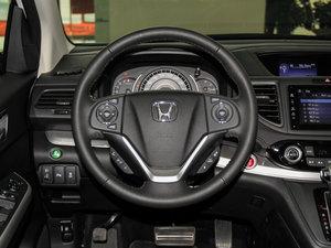 2015款2.4L 两驱豪华版 方向盘