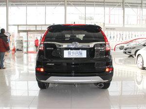 2015款2.4L 四驱豪华版 纯后