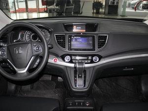 2015款2.4L 四驱豪华版 中控台