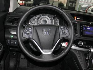 2015款2.4L 四驱豪华版 方向盘