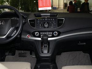 2015款2.0L 两驱风尚版 中控台