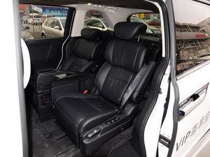 2016款2.4L 至尊版 后排座椅
