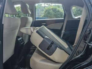 2016款2.0L 两驱都市版 后排座椅放倒