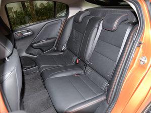 2017款1.5L  CVT豪华版 后排座椅