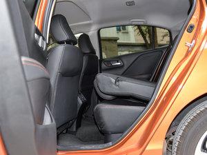 2017款1.5L  CVT豪华版 后排座椅放倒