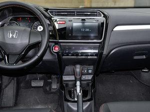 2017款1.5L  CVT豪华版 中控台