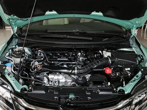 2017款210TURBO CVT豪华版 5座 发动机