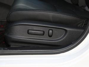 2017款210TURBO CVT豪华版 5座 座椅调节