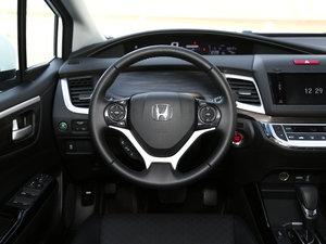 2017款210TURBO CVT豪华版 5座 方向盘