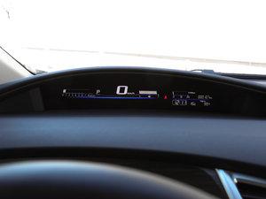 2017款210TURBO CVT豪华版 5座 仪表