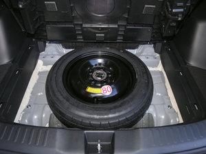 2017款210TURBO CVT豪华版 5座 备胎