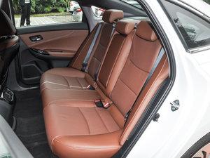 2017款2.0L 净驰版 后排座椅