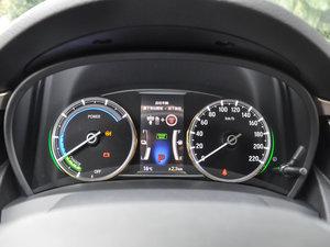 2017款2.0L 净驰版 仪表