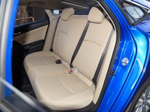 2017款180TURBO 自动舒适版 后排座椅