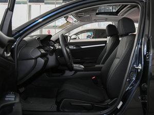 2017款180TURBO 自动舒适版 前排空间