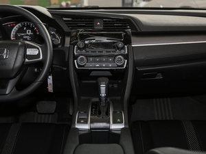 2017款180TURBO 自动舒适版 中控台