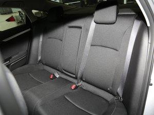 2017款180TURBO 手动舒适版 后排座椅