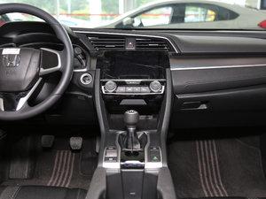 2017款180TURBO 手动舒适版 中控台