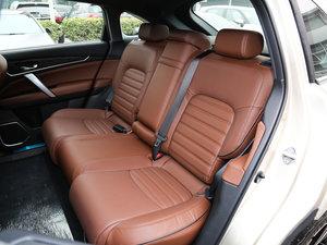 2017款370TURBO 四驱尊耀版 后排座椅