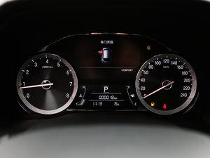 2017款370TURBO 四驱尊耀版 仪表