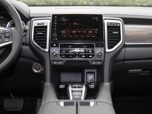 2017款370TURBO 四驱尊耀版 中控台