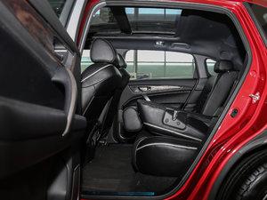 2017款370TURBO 四驱尊享版 后排座椅放倒