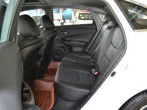 2017款2.0L CVT 舒适版 后排空间