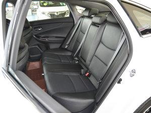 2017款2.0L CVT 舒适版 后排座椅
