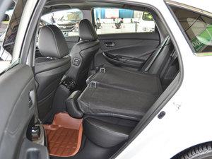 2017款2.0L CVT 舒适版 后排座椅放倒