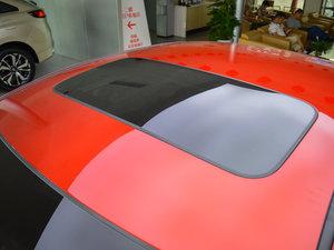 2017款2.4L DCT 豪华版 车顶