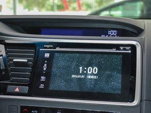 2017款2.4L DCT 豪华版 中控台显示屏
