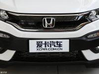 细节外观本田XR-V中网