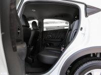 空间座椅本田XR-V后排空间