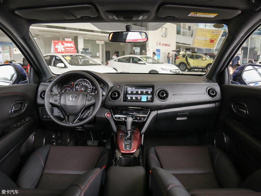 2017款本田XR-V1.8L VTi CVT豪华版