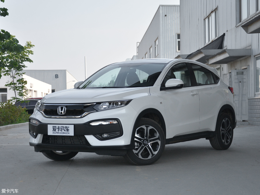 2017款XR-V 1.8L EXi CVT舒适版