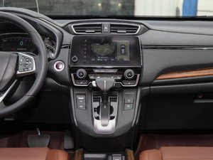 2017款240TURBO 自动四驱尊耀版 中控台