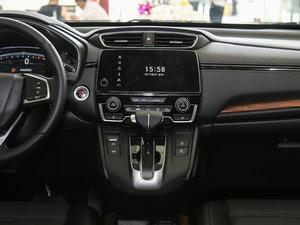 2017款240TURBO 自动四驱尊贵版 中控台