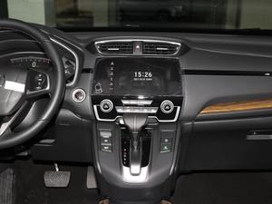 2017款240TURBO 自动两驱风尚版 中控台