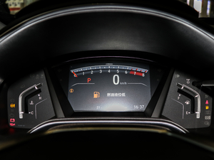 2017款240TURBO 自动四驱尊耀版 仪表
