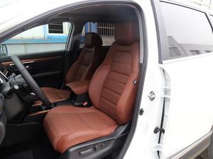 2017款2.0L 净致版 前排座椅