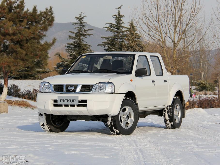 2013款D22皮卡 2.4L 汽油四驱高级版