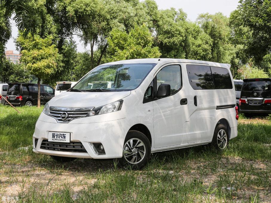 2016款日产NV200 改款 1.6L CVT豪华型