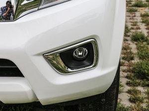 2017款2.5L 自动四驱豪华版 雾灯
